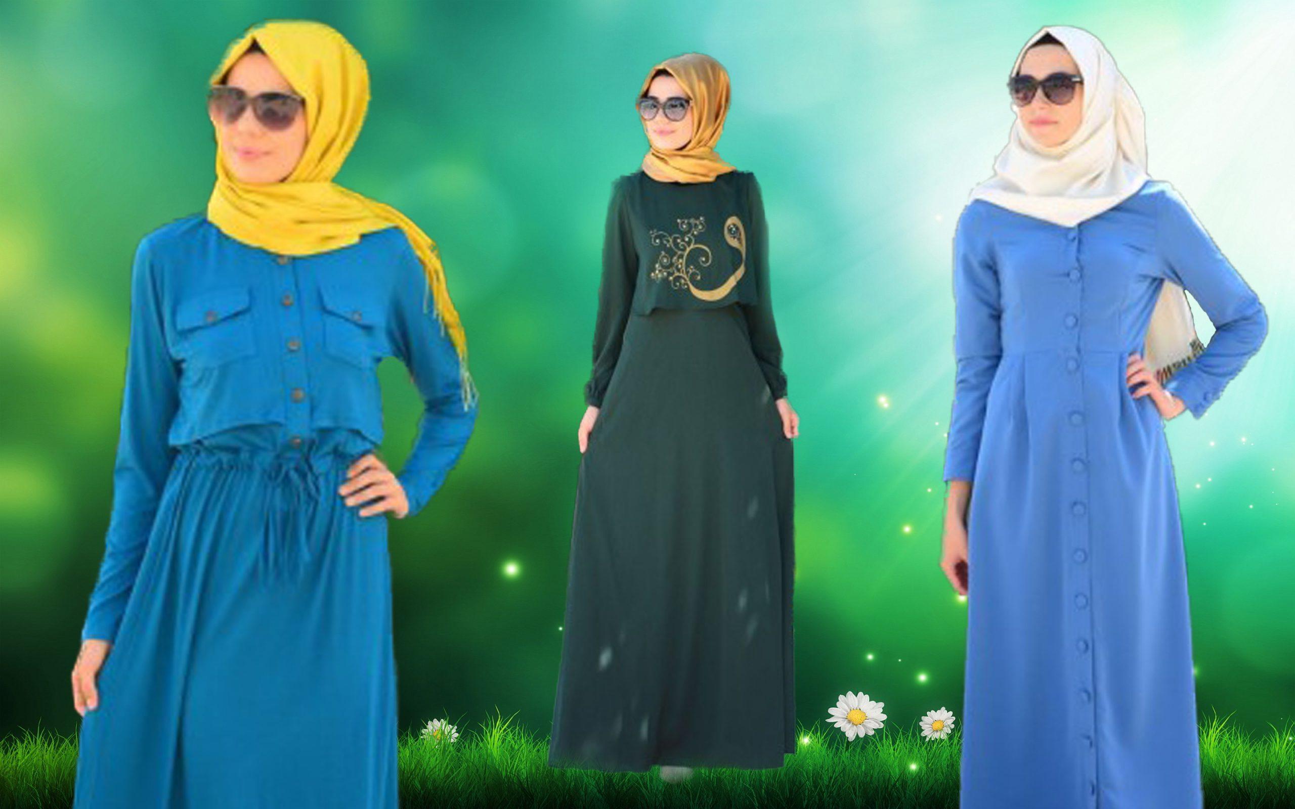 Yeni Yıla Özel Tesettür Giyim Modelleri